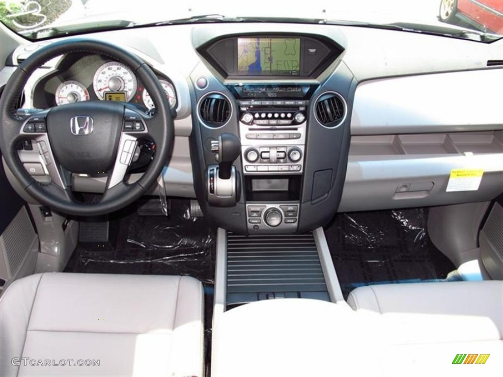 2012 Honda Pilot Touring Gray Dashboard Photo 66432614 Gtcarlot Com