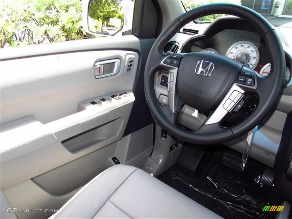2012 Honda Pilot Touring Steering Wheel Photos Gtcarlot Com