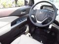 2012 Urban Titanium Metallic Honda CR-V EX-L  photo #5