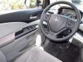 2012 Alabaster Silver Metallic Honda CR-V LX  photo #5