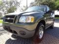 2003 Estate Green Metallic Ford Explorer Sport XLT  photo #2