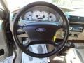 Medium Parchment Beige Steering Wheel Photo for 2003 Ford Explorer #66438487