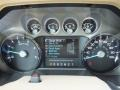2012 White Platinum Metallic Tri-Coat Ford F250 Super Duty King Ranch Crew Cab 4x4  photo #15