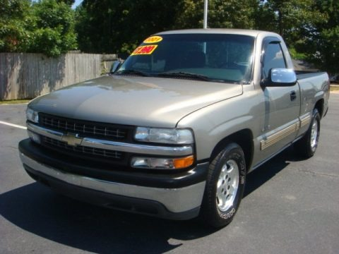 2001 Chevrolet Silverado 1500 LS Regular Cab Data, Info and Specs
