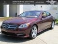 Barolo Red Metallic 2012 Mercedes-Benz CL Gallery