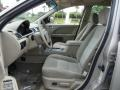 Pebble Beige 2005 Ford Five Hundred Interiors