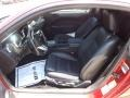 2007 Redfire Metallic Ford Mustang V6 Premium Coupe  photo #12