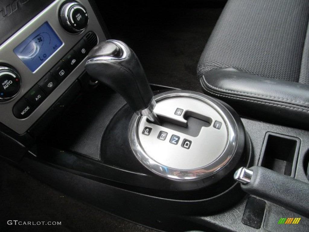 2008 Hyundai Tiburon GT Transmission Photos