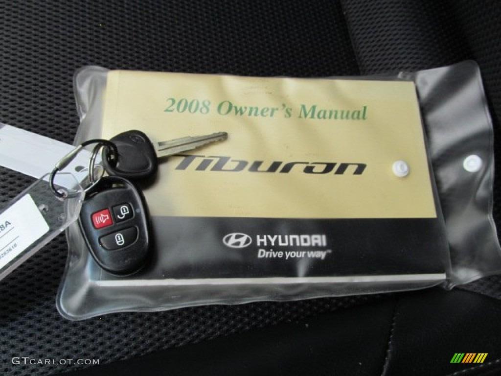2008 Hyundai Tiburon GT Books/Manuals Photos