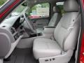 2012 Victory Red Chevrolet Silverado 1500 LTZ Crew Cab 4x4  photo #17