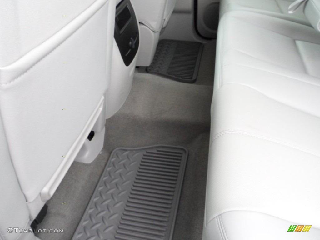 2012 Silverado 1500 LTZ Crew Cab 4x4 - Victory Red / Light Titanium/Dark Titanium photo #29