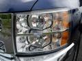 2012 Blue Topaz Metallic Chevrolet Silverado 1500 LT Crew Cab 4x4  photo #8