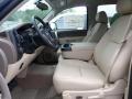 2012 Blue Topaz Metallic Chevrolet Silverado 1500 LT Crew Cab 4x4  photo #12