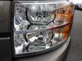 2012 Mocha Steel Metallic Chevrolet Silverado 1500 LTZ Crew Cab 4x4  photo #8