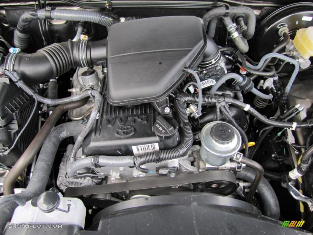 2013 Toyota Tacoma V6 Engines 2013 Toyota Tacoma Regular
