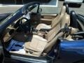 Beige Interior Photo for 1998 BMW Z3 #66482178