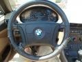 Beige Steering Wheel Photo for 1998 BMW Z3 #66482193
