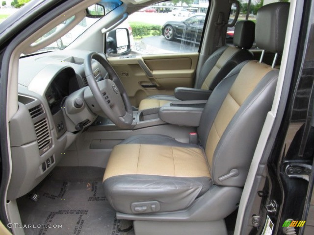 2004 nissan titan le crew cab 4x4 interior photo 66484179. Black Bedroom Furniture Sets. Home Design Ideas