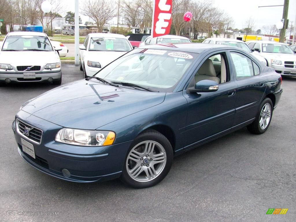2008 barents blue metallic volvo s60 2 5t 6637289. Black Bedroom Furniture Sets. Home Design Ideas