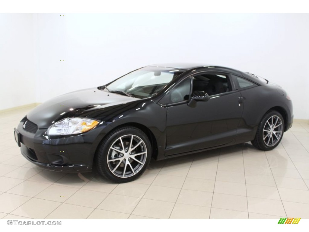 High Quality Kalapana Black 2012 Mitsubishi Eclipse GS Sport Coupe Exterior Photo  #66489729