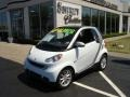 Crystal White 2010 Smart fortwo passion coupe