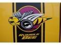 2005 Dodge Ram 1500 SLT Rumble Bee Regular Cab 4x4 Marks and Logos