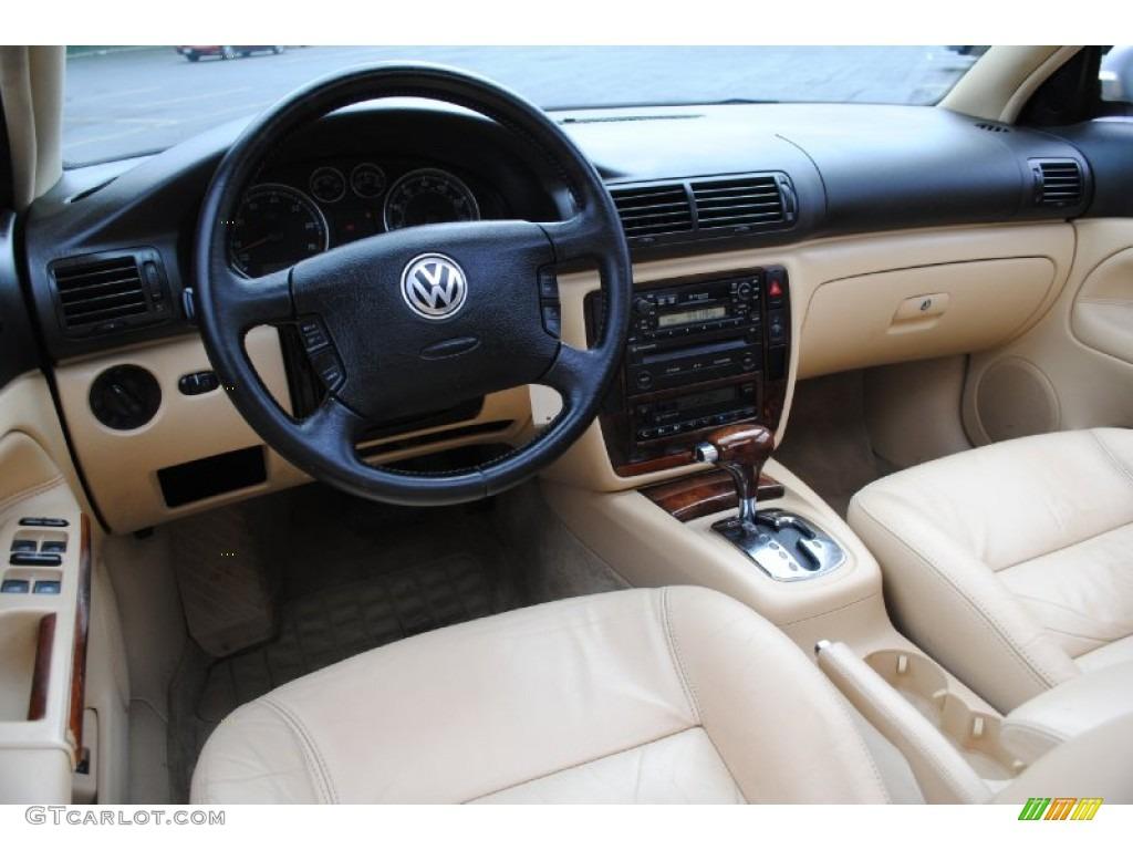 2001 Volkswagen Passat Glx Wagon Interior Photo 66500919