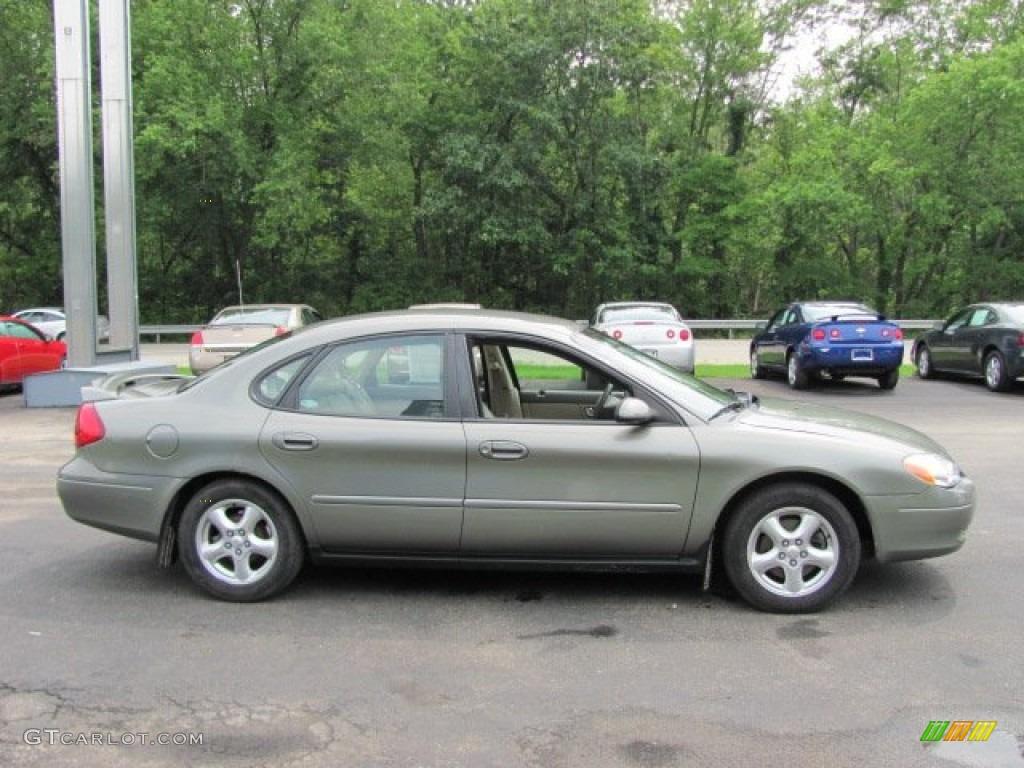 2002 Ford Taurus Spruce Green