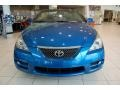 Blue Streak Metallic - Solara SLE V6 Convertible Photo No. 2