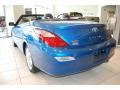 Blue Streak Metallic - Solara SLE V6 Convertible Photo No. 4