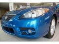 Blue Streak Metallic - Solara SLE V6 Convertible Photo No. 8