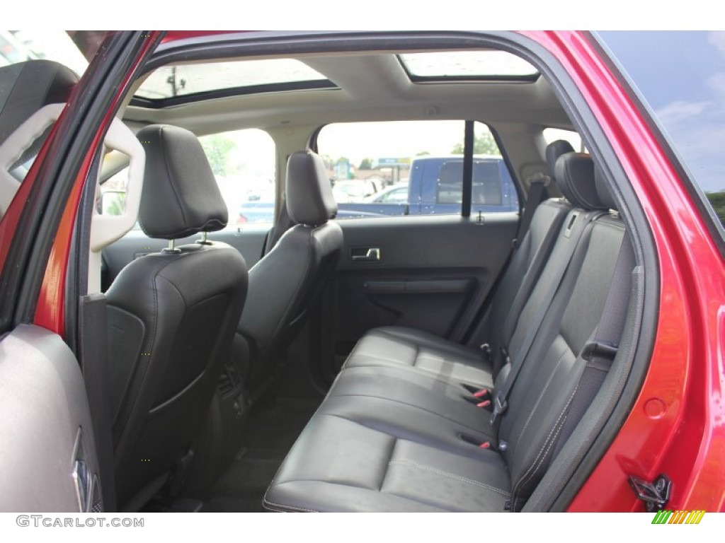 Ford edge 2008 seat covers