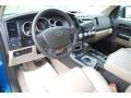 2008 Blue Streak Metallic Toyota Tundra SR5 X-SP Double Cab  photo #15