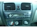 2002 Nissan Sentra Stone Interior Audio System Photo