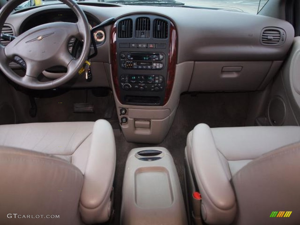 2001 Chrysler Town Country Lxi Dashboard Photos