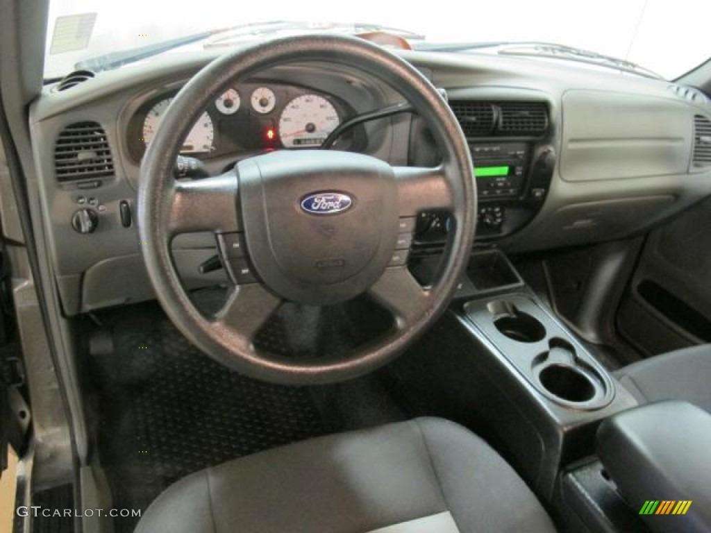 1992 Ford Ranger Custom Supercab News >> 2005 Ford Ranger Edge SuperCab Dashboard Photos | GTCarLot.com