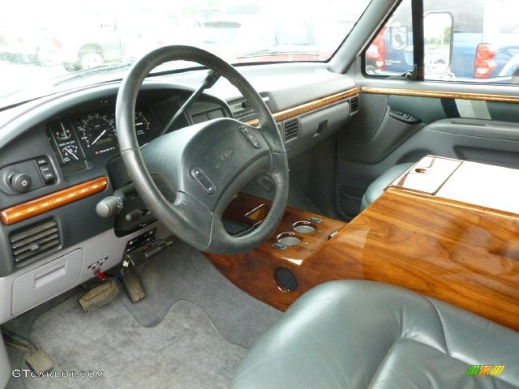 1996 F350 Crew Cab Dually Interiors