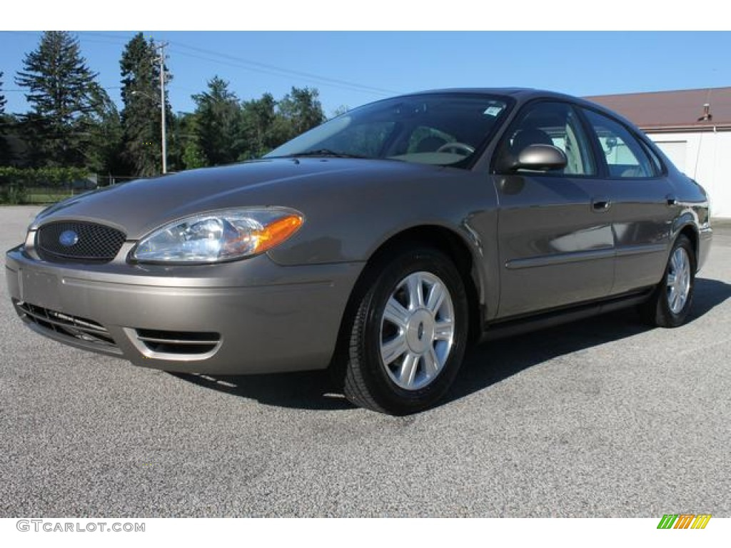 arizona beige metallic 2007 ford taurus sel exterior photo. Black Bedroom Furniture Sets. Home Design Ideas