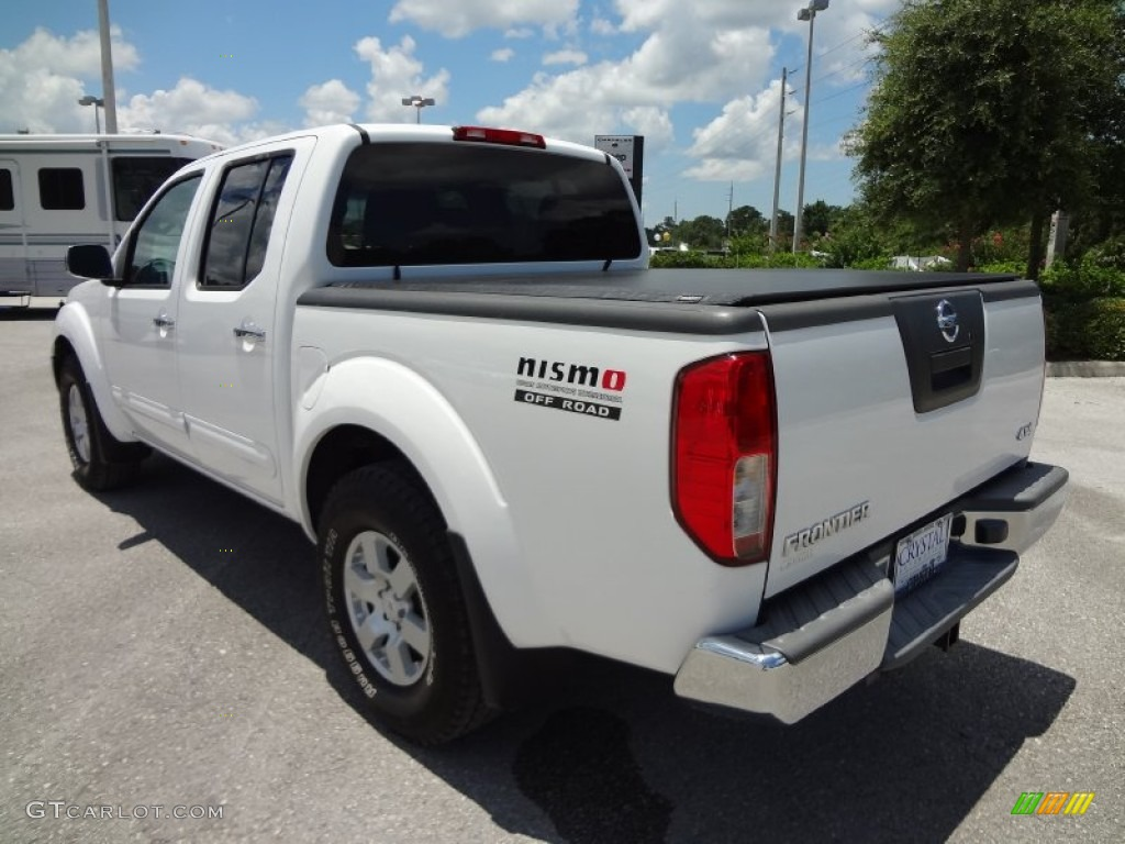 2005 avalanche white nissan frontier nismo crew cab 4x4 66488108 2005 frontier nismo crew cab 4x4 avalanche white nismo charcoal photo 3 vanachro Gallery