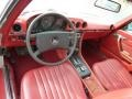 Dashboard of 1975 SL Class 450 SL Roadster