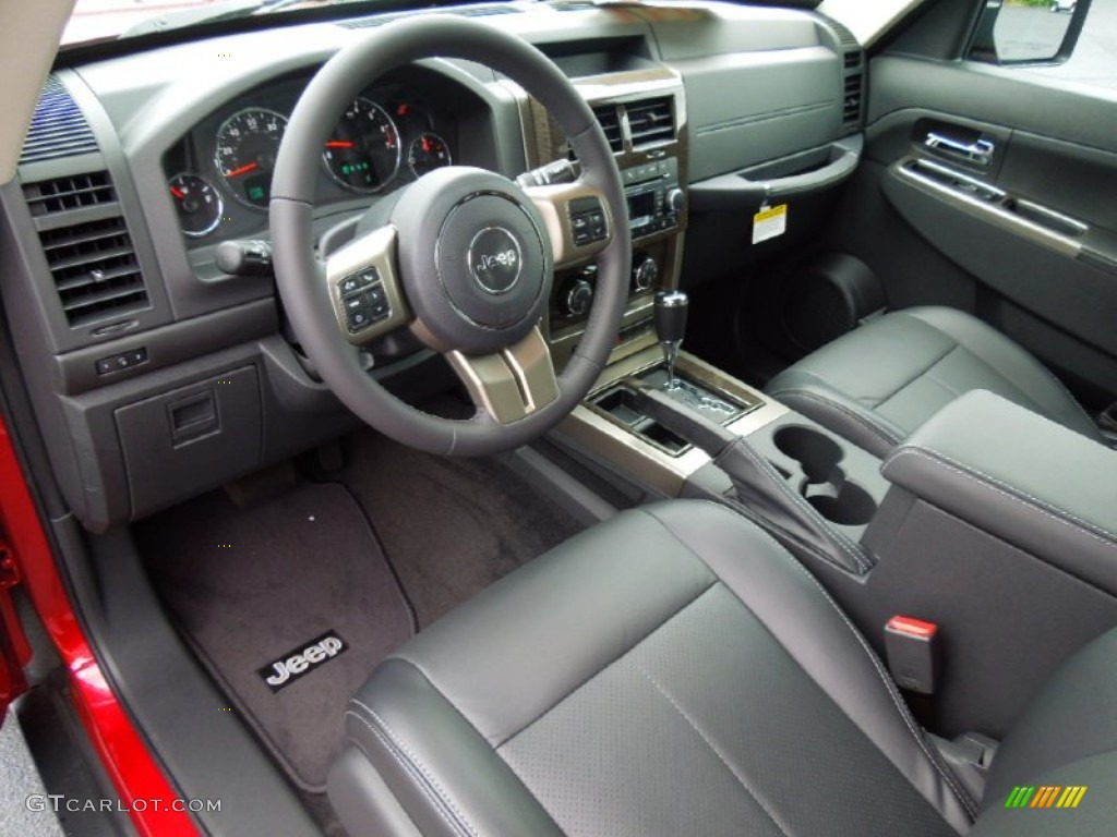 2012 jeep liberty jet interior color photos. Black Bedroom Furniture Sets. Home Design Ideas
