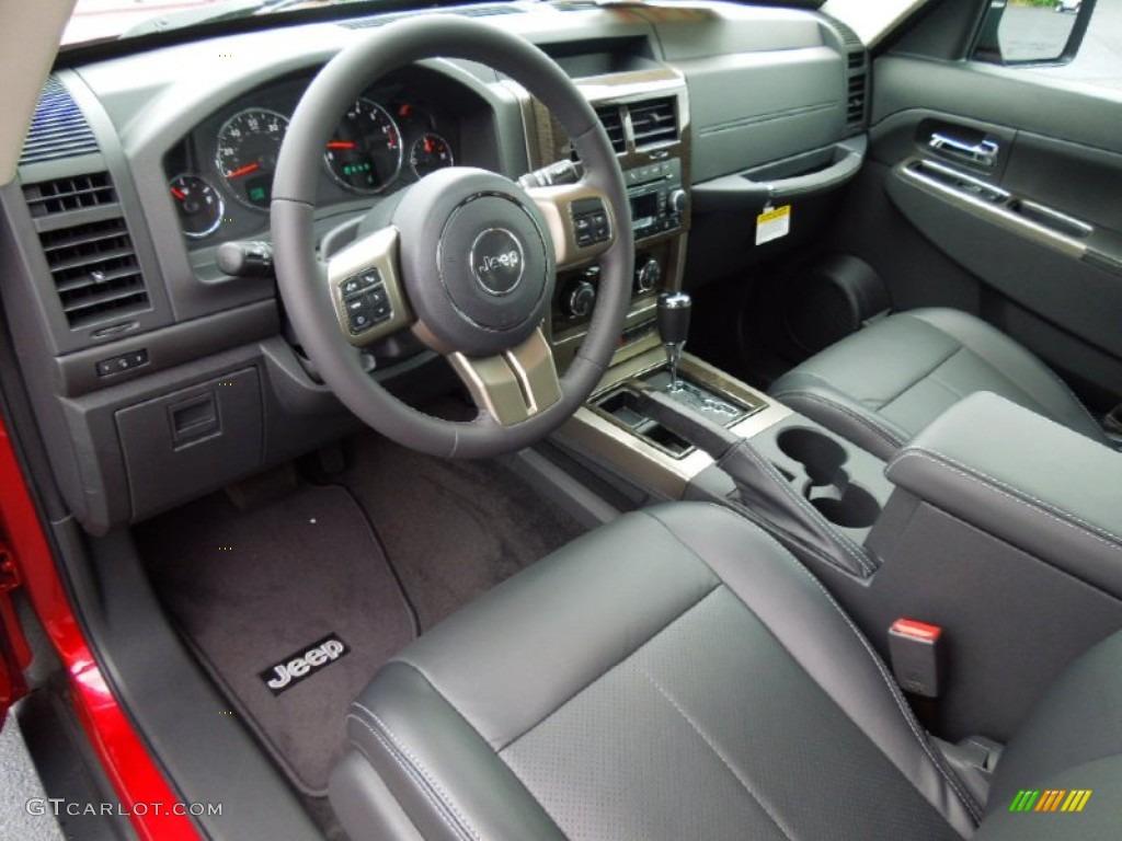 2012 jeep liberty jet interior color photos. Black Bedroom Furniture Sets. Home Design Ideas