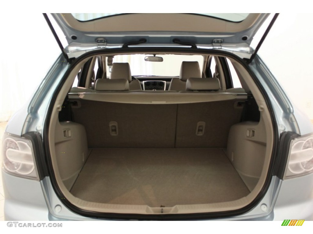 2008 mazda cx 7 grand touring trunk photo 66549312. Black Bedroom Furniture Sets. Home Design Ideas