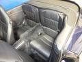 Black Full Leather 2004 Porsche 911 Interiors