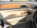 2009 Gold Mist Metallic Buick Enclave CX AWD  photo #2