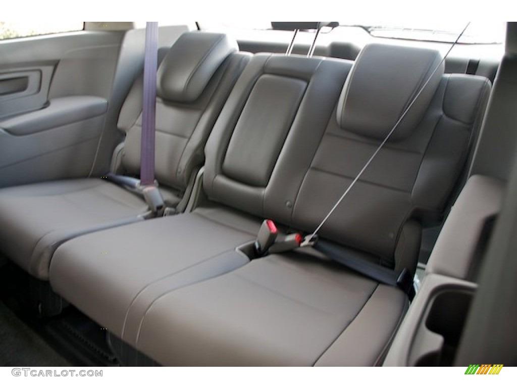 Truffle Interior 2012 Honda Odyssey Touring Elite Photo 66562477 Gtcarlot Com