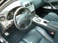Black Interior Photo for 2008 Lexus IS #66564741