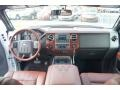 2012 Ford F250 Super Duty Chaparral Leather Interior Dashboard Photo