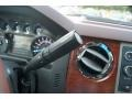 2012 Ford F250 Super Duty Chaparral Leather Interior Transmission Photo