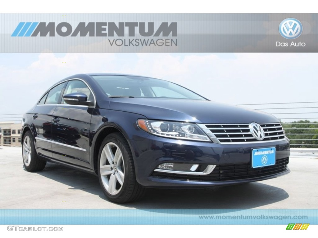 2013 night blue metallic volkswagen cc sport 66557370. Black Bedroom Furniture Sets. Home Design Ideas